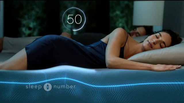 Sleep Number Biggest Sale of the Year TV Commercial Ad 2020, Final Days- Snoring- 0% Interest for 24