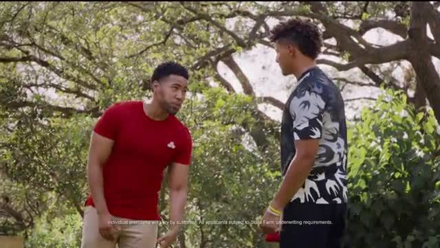 State Farm TV Commercial Ad 2020, Patrick Price Featuring Patrick Mahomes II