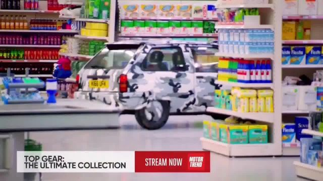 Motor Trend OnDemand TV Commercial Ad 2020, Top Gear The Ultimate Collection