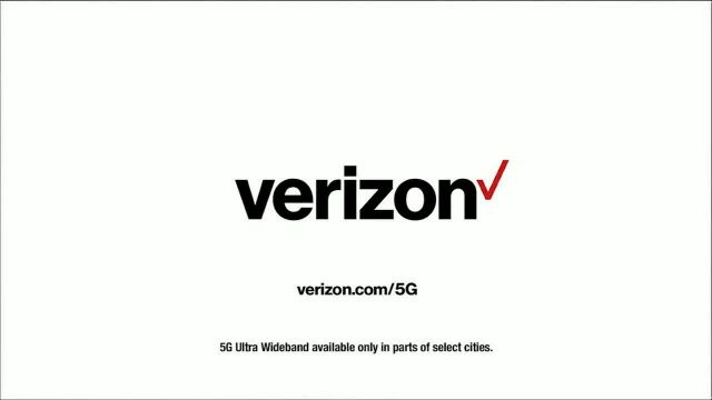 Verizon 5G Ultra Wideband Network TV Commercial Ad 2020, Building 5G