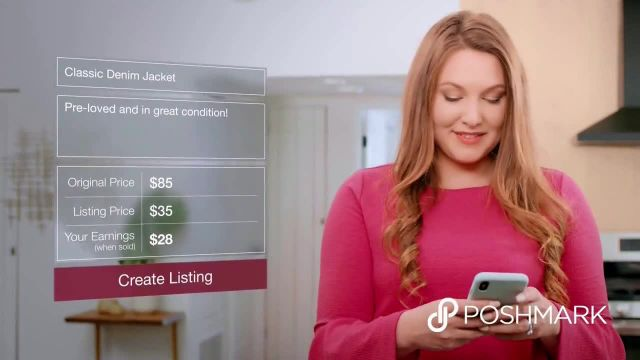 Poshmark TV Commercial Ad 2020, Something in Our Closet
