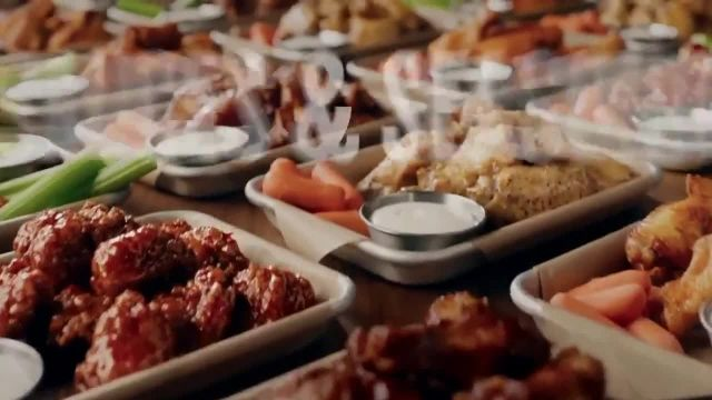 Buffalo Wild Wings TV Commercial Ad 2020, Marry a Honey BBQ Wing