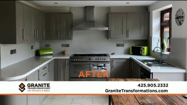 Granite Transformations TV Commercial Ad 2020, Free Time