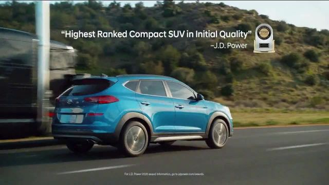 Hyundai Tucson TV Commercial Ad 2020, Little Accidents
