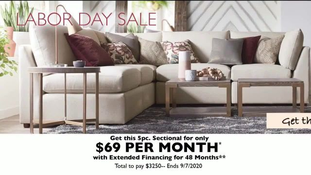 Bassett Labor Day Sale TV Commercial Ad 2020, Our Makers Your Story