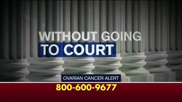 Negligence Network TV Commercial Ad 2020, Ovarian Cancer