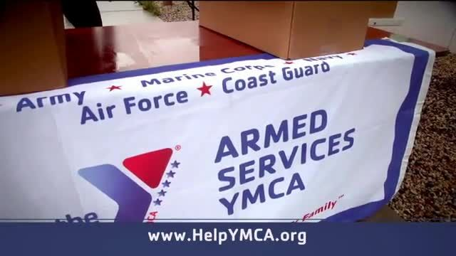 YMCA TV Commercial Ad 2020, Military Families Face Unprecedented Challenges Because of COVID19