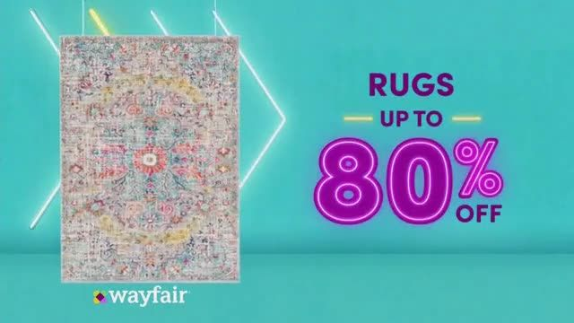 Wayfair Way Day TV Commercial Ad 2020, 2020 Preview Furniture, Rugs and Appliances