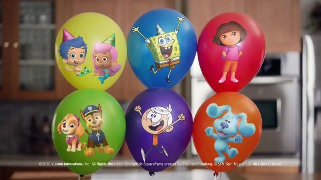 Nickelodeon Birthday Club TV Commercial Ad 2020, A Very Special Birthday Wish