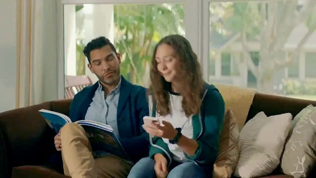 Greenlight Financial Technology TV Commercial Ad 2020, Learn at Home