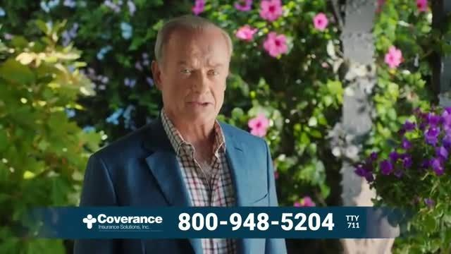 Coverance Insurance Solutions, Inc TV Commercial Ad 2020, Important Information Featuring Kelsey Gra