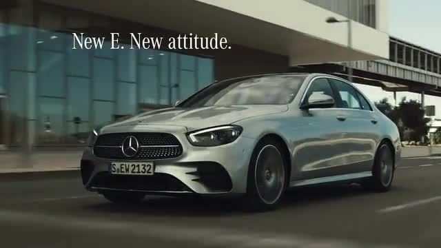 2021 MercedesBenz EClass TV Commercial Ad 2020, New Attitude Song by The Struts