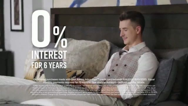 Ashley HomeStore Labor Day Sale TV Commercial Ad 2020, Final Days- 30% off