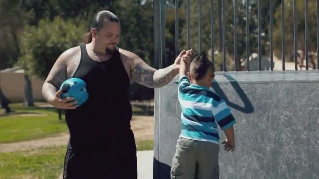 National Responsible Fatherhood Clearinghouse TV Commercial Ad 2020, Make a Moment- Text