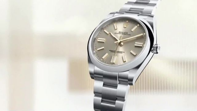 Rolex Oyster Perpetual TV Commercial Ad 2020, Small Details