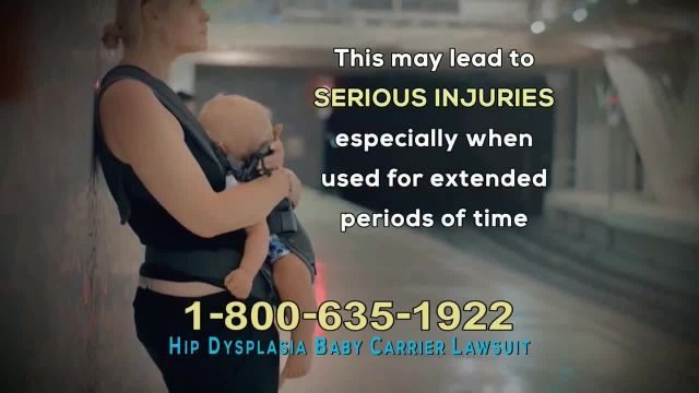 Balaban Law, LLC TV Commercial Ad 2020, Hip Dysplasia Baby Carrier Lawsuit