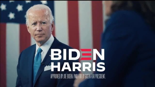 Biden for President TV Commercial Ad 2020, Personal