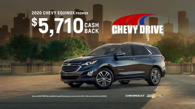 Chevrolet Labor Day Chevy Drive Event TV Commercial Ad 2020, Find New Roads, Again