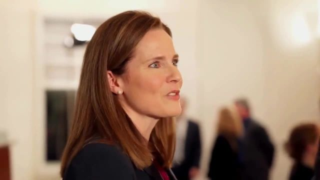 The Heritage Foundation TV Commercial Ad 2020, Why Amy Coney Barrett Is Right for the Job