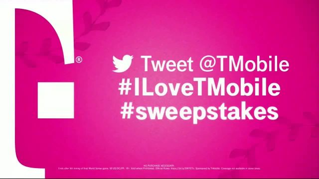 T-Mobile TV Commercial Ad 2020, World Series- Score