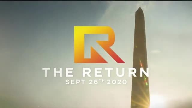 The Return TV Commercial Ad 2020, A Message from Jonathan Cahn