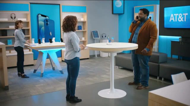AT&T Wireless TV Commercial Ad 2020, Word of Mouth Advertising