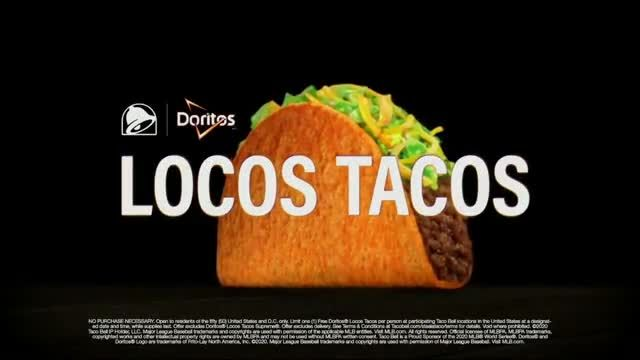 Taco Bell TV Commercial Ad 2020, Steal a Base, Steal a Taco- Statistics