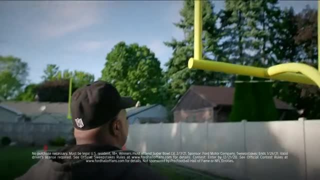 Ford TV Commercial Ad 2020, Your NFL Fandom