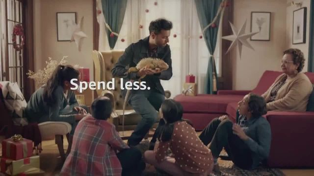 Amazon TV Commercial Ad 2020, Spend Less Smile More- Uncle Shane' Song by John Cameron, Adam Mi