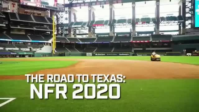 Cowboy Channel Plus TV Commercial Ad 2020, Road to Texas- NFR 2020