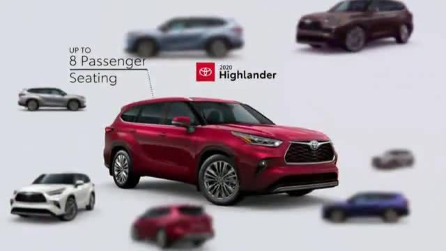 Toyota End of Summer Event TV Commercial Ad 2020, SUV You've Been Dreaming Of