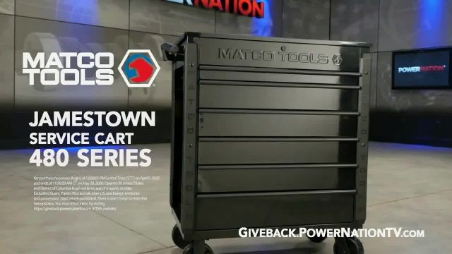 PowerNation Give Back Sweepstakes TV TV Commercial Ad 2020, Helping Out