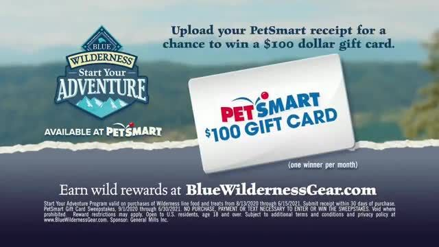 Blue Buffalo TV Commercial Ad 2020, Lynx Hunger- Gift Card