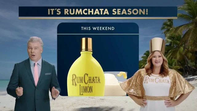 RumChata TV Commercial Ad 2020, No More Winter Weather