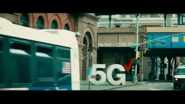 Verizon 5G Ultra Wideband Network TV Commercial Ad 2020, The 5G Frontier Song by Sharon Jones &a