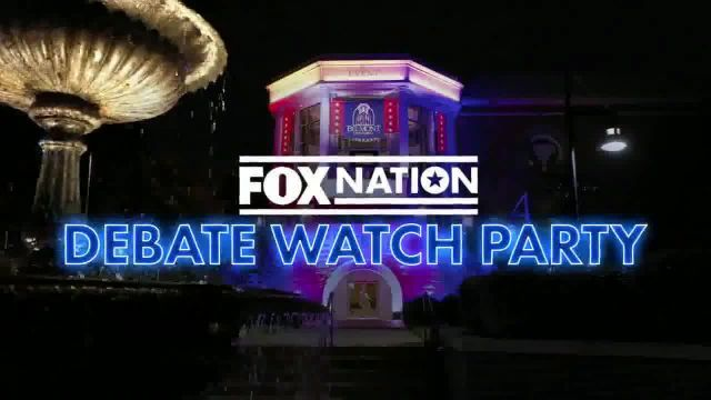 FOX Nation TV Commercial Ad 2020, Debate Watch Party