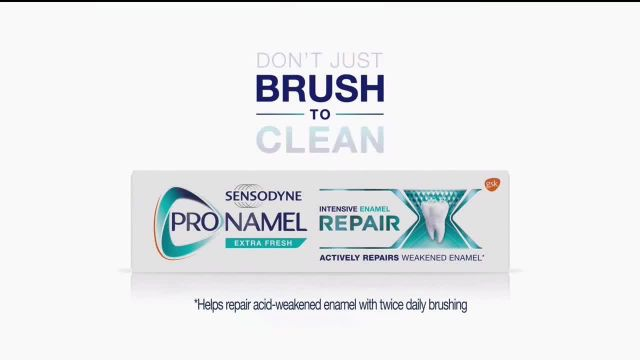 ProNamel Intensive Enamel Repair TV Commercial Ad 2020, Most Advanced Formula