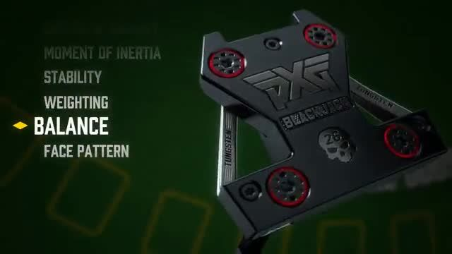 Parsons Xtreme Golf Blackjack Putter TV Commercial Ad 2020, Put the Odds in Your Favor