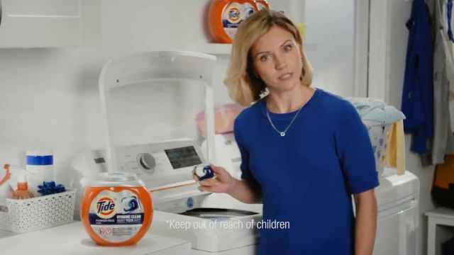 Tide Hygienic Clean Heavy Duty TV Commercial Ad 2020, Hygienic Clean You Can Trust