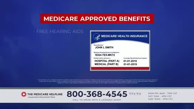 The Medicare Helpline TV Commercial Ad 2020, Annual Enrollment Period is Open