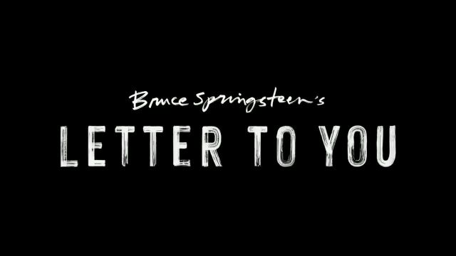 Apple TV+ TV Commercial Ad 2020, Bruce Springsteen's Letter to You' Song by Bruce Springst