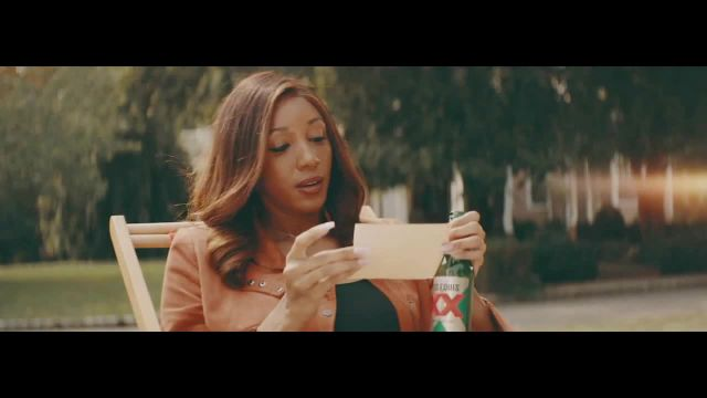 Dos Equis TV Commercial Ad 2020, Seis-Foot Cooler' Featuring Maria Taylor, Chris Fowler