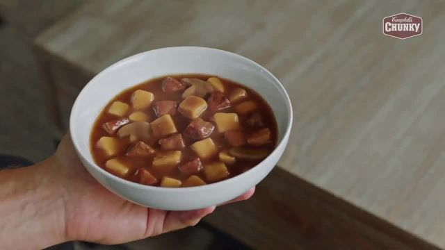 Campbell's Soup Chunky Steak and Potato TV Commercial Ad 2020, Obstacles