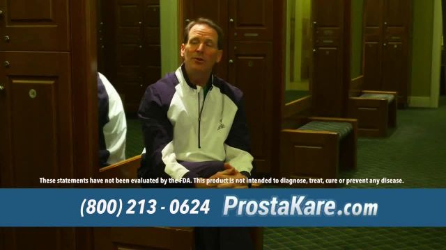 ProstaKare TV Commercial Ad 2020, Wake Up Refreshed' Featuring Lanny Wadkins