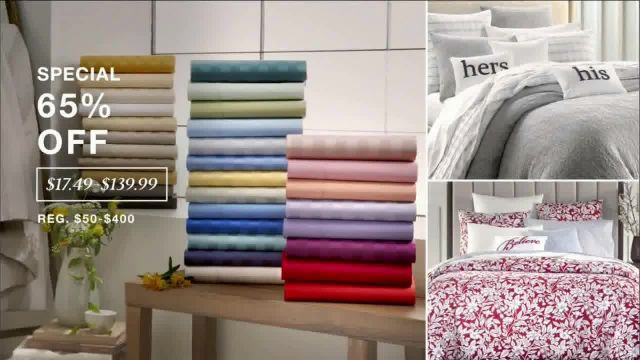 Macy's TV Commercial Ad 2020, Lowest Prices of the Season- Jewelry and Bedding