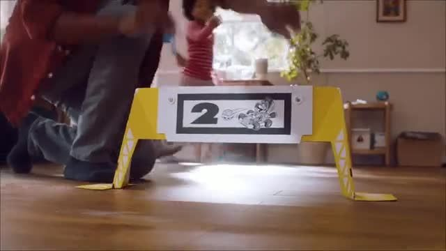Mario Kart Live Home Circuit TV Commercial Ad 2020, Racing Into Your World