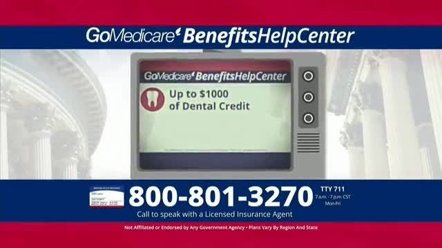 GoMedicare BenefitsHelpCenter TV Commercial Ad 2020, Eligible- Find Out Today