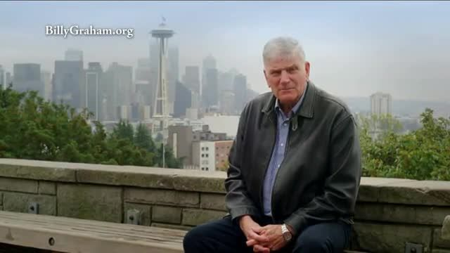 Billy Graham Evangelistic Association TV Commercial Ad 2020, Unrest in Seattle