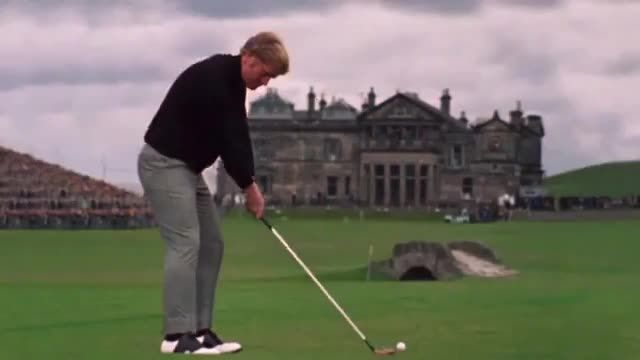 Rolex TV Commercial Ad 2020, The Perfect Sport FeatTiger Woods, Jack Nicklaus