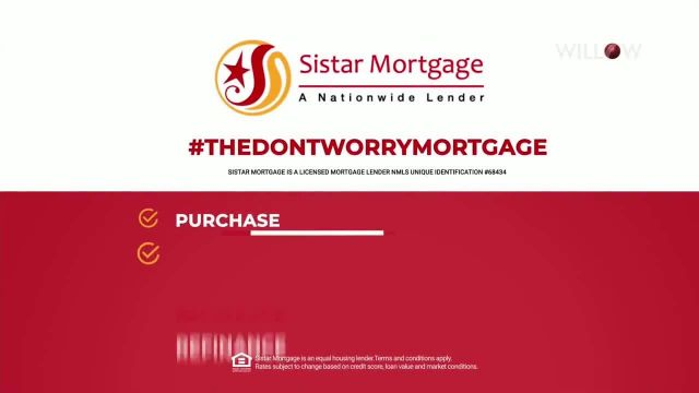 Sistar Mortgage TV Commercial Ad 2020, Worry- Losing Streak